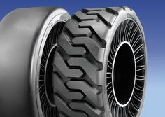 No More Flat Tires!: The Michelin Tweel airless tire is very close to passenger car production.