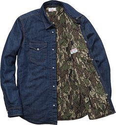 Levi's x Supreme: Fall/Winter 2013 Apparel Collection