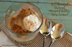 Moist steamed pudding with an amazing cream sauce!