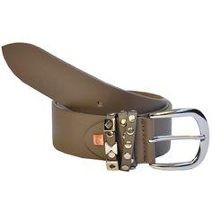 """Venez accessoiriser votre tenue avec cette magnifique ceinture """"Lindenmann"""" avec ces pièces en métal sur les passants. Largeur de 4 cm, cette ceinture s'adaptera facilement et ajoutera de la couleur à toute votre garde robe pour un prix à moins de 45 euros. Longueur de 95 cm à 165 cm. Possibilité de la raccourcir."""