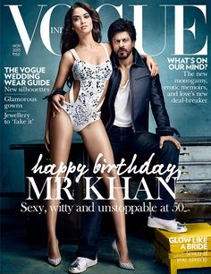 All right, Shah Rukh Khan is the hottest so everybody else just stop trying! #ShahRukhKhan