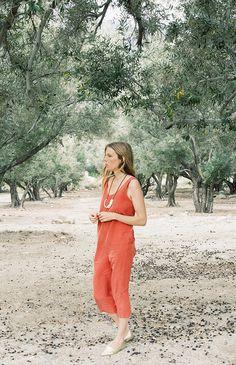 Spring Color Coral // Sarah Sherman Samuel // Michael Kors Coral