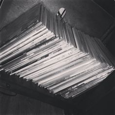 Some records.