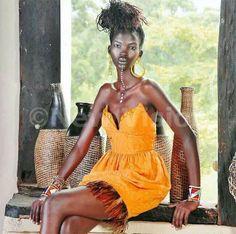 #Africa #Fashion