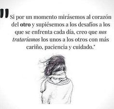 Tan cierto... ❤️