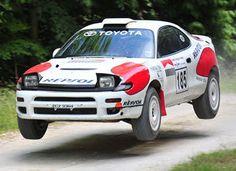 Toyota Celica GT-Four ST185, Gary le Coadou