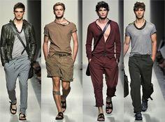 The Runway Room: Menswear Spring Milan Part 1 Roberto Cavalli, Bottega Veneta, Milan, Military Jacket, Career, Runway, Menswear, Mens Fashion, Google Search