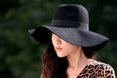 Ladies need a Summer Hat Check it out Street Style Spotlight: Chic Summer Hats http://www.stylebistro.com/Street+Style+Spotlight+Chic+Summer+Hats?utm_source=instyle&utm_medium=exc&utm_campaign=social