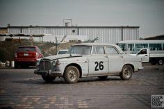 Rover P5B. Rally Veteran. Dubai, UAE