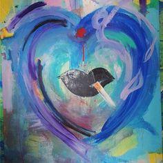 Deep #artslant #artsrow #lightspacetime #artplode #artpop #artsy #abstractors #abstract #exitmagazine #photoshare #artnews #gallery #canvas #instagallery #painting #acrylic #abstractartist #callforart #buyartonline #investinart #invest #artvisuals #artcollector #Americanart #emergingartist #colors #contemporaryart #colour @feedyourhole @djpeterbailey #anothermagazine