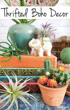 Boho decor is one of the most fun ways to fill your home with quirky treasures, lush greenery, and bright colors. It's imaginative and internationally inspired and sometimes, well, EXPENSIVE! But you can totally get the same vibe by thrift shopping and upcycling a few pieces with these amazing ideas. #bohodecor #bohohome #modernbohemian #eclecticdecor #eclectichome #funkydecor #internationaldecor #bohemianhome #bohemianddecor #modernbohodecor #thriftstoredecor Funky Decor, Eclectic Decor, Vintage Decor, Gypsy Decor, Bohemian Decor, Cheap Home Decor, Diy Home Decor, Modern Bohemian, Bohemian Style