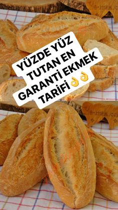 Good Food, Yummy Food, Tasty, Bread Recipes, Cooking Recipes, Burger Buns, Iftar, Turkish Recipes, Food Preparation