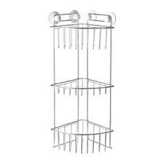 Badrumstillbehör hjälper dig organisera badrummet - IKEA.se