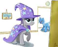 The Great and Powerful Maud!