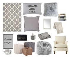 """Room decor"" by kendywin on Polyvore featuring Safavieh, Park B. Smith, Surya, Chilewich, Elements, Comfort Research, Ballard Designs, CB2, Universal Lighting and Decor and Pier 1 Imports"