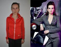 Zmenáreň: Po 11 rokoch na materskej sme z Denisy urobili modelku! | Diva.sk