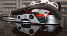 Thermaltake Level 10 Gaming Mouse by BMW DesignworksUSA