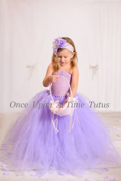 21.66$  Buy here -  USA birthday evening prom cloth long party dresspurple tutu tulle baby bridesmaid flower girl wedding dress fluffy ball gown  #buyonlinewebsite
