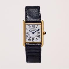 WATCH - 【Cartier】must de Cartier TANK LM / 90's