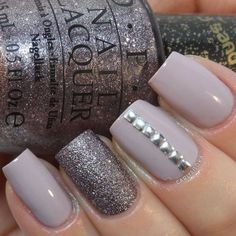 Winter Nails Designs - My Cool Nail Designs Fabulous Nails, Gorgeous Nails, Pretty Nails, Nail Art Designs 2016, Cute Nail Designs, Uk Nails, Hair And Nails, Fancy Nails, Love Nails