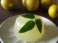 Tasting Sicily: SICILIAN LEMON JELLY RECIPE
