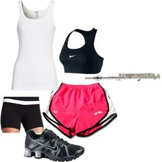 """""""BAND CAMP"""" by psfan712 on Polyvore"""