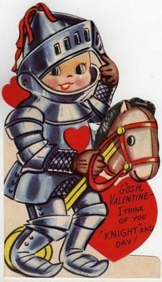 Vintage Valentine's Day Cards are surely cheesy, but you cannot say no to them. Check out these hillariously adorable old Valentines day cards of the My Funny Valentine, Valentine Images, Valentines Greetings, Vintage Valentine Cards, Little Valentine, Vintage Greeting Cards, Vintage Holiday, Valentine Crafts, Valentine Day Cards
