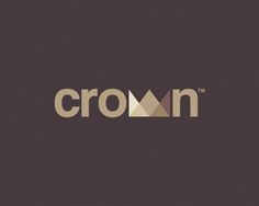 Crown | Cheap Logo design - Combined classic and modern style, contemporer, perfect for general bussiness field. Grab it fast. Price $500.00