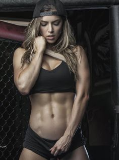 Fitness Motivation! Gotta love those Abs!