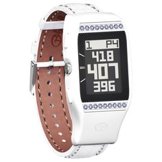 Ladies GPS Golf Watch by Golf Buddy