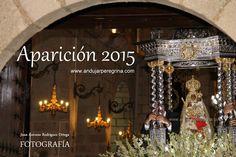 Andújar peregrina: Crónica Fiesta de la Aparición de la Virgen de la ...