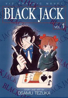 Black Jack by Osamu Tezuka