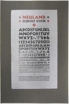 Afbeeldingsresultaat voor neuland letters