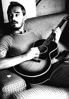 The first Aussie of many... Daniel Johns