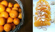 Orange, Honey, and Coconut Dessert Salad Side Dish Recipes, Side Dishes, Sugar Free Maple Syrup, Healthy Living Recipes, Coconut Desserts, Good Food, Yummy Food, Orange Salad, Dessert Salads