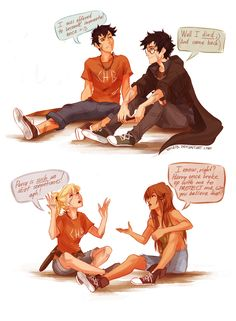 When heroes meet.... by viria13.deviantart.com on @deviantART