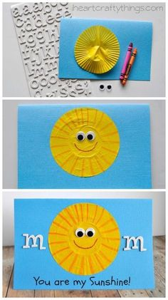 Creative Mother's Day Crafts for Kids Ideas. Unique Creative Mother's Day Crafts for Kids Ideas. Diy Mother S Day Gifts for Kids to Make that Mom Will Love Kids Crafts, Easy Mother's Day Crafts, Daycare Crafts, Fathers Day Crafts, Sunday School Crafts, Classroom Crafts, Arts And Crafts, Quick Crafts, Mothers Day Card Kids