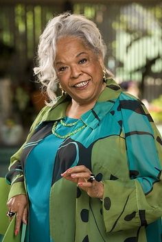 """Actress Della Reese was born in the year 1931 and reknowned for her acting abilities as Tess on the long running TV show """" Touched by an Angel""""."""
