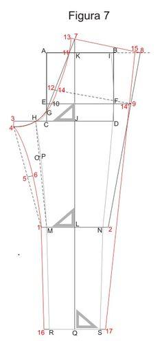 Básico Calça Masculina – Tecido Plano : Cortanto e Costurando