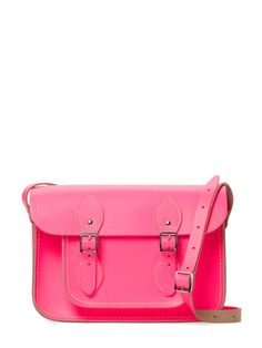 """Small Leather 11"""" Satchel by The Cambridge Satchel Company at Gilt"""