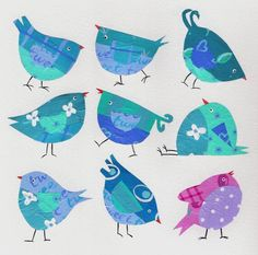 Little Birds by Claire Henley