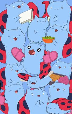 Fondos Para Celular Wallpaper Catbug The Bravest Warriors