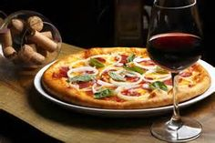 photos of a pizza dinner - Bing images
