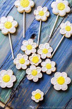 No Fail Sugar Cookie Recipe | The Novice Housewife