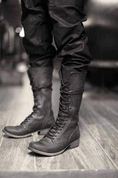 Bottines et boots pour homme : le guide