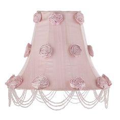 Shade - LG - Rose Swag - Pink