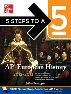 64 best study guides aides images on pinterest study guides for 5 steps to a 5 in ap european history 2012 2013 edition by fandeluxe Choice Image