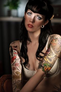 Classiest girl w/tattoos