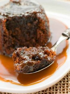 Sticky Banana and Date Cake — The Fit Interest