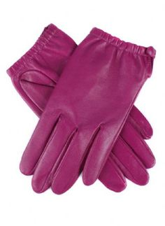 Womens Classic Short Leather Glove